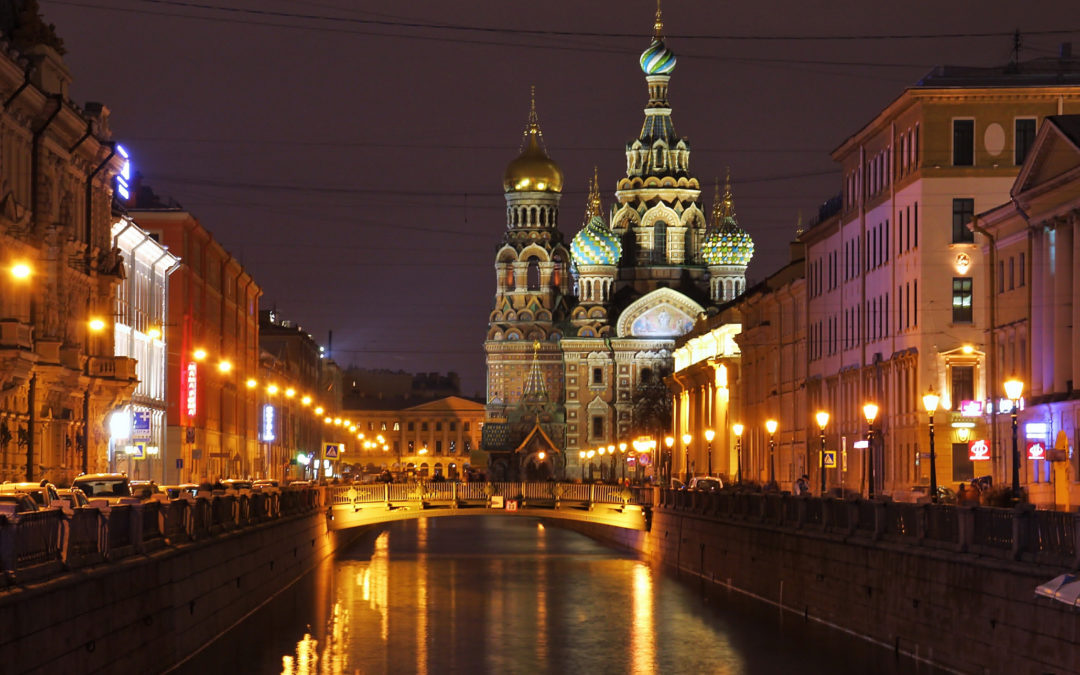 St. Petersburg, Russia Travel Guide